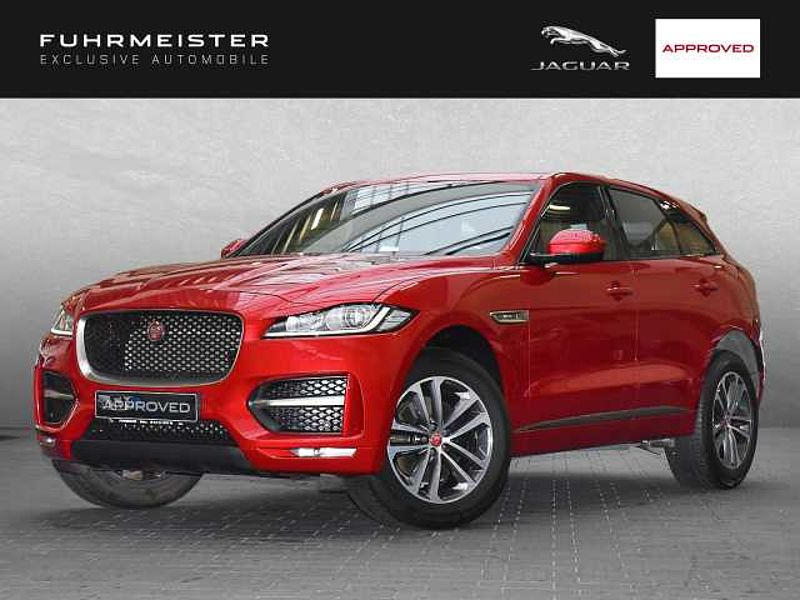 Jaguar F-Pace 30d AWD R-Sport | Standheizung | Pano